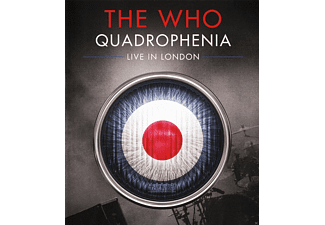 The Who - Quadrophenia-Live In London (Blu-Ray) - (Blu-ray)