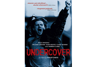 UNDERCOVER [DVD]