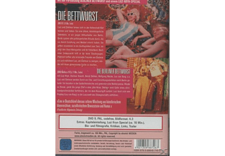 DIE BETTWURST [DVD]