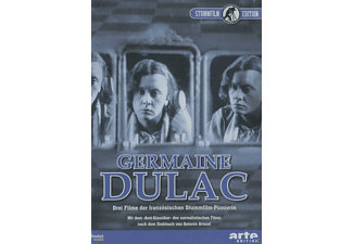 Germaine Dulac (1922-1928/Stummfilm) [DVD]