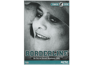 Borderline - Stummfilm Edition [DVD]