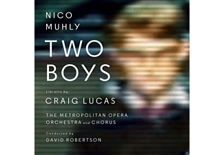 Various, The Metropolitan Opera Orchestra, The Metropolitan Chorus - Two Boys [CD]