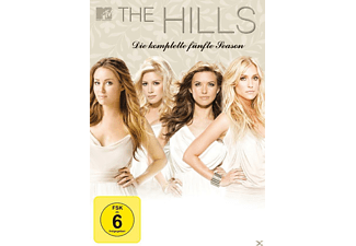 MTV The Hills - Staffel 5 - (DVD)