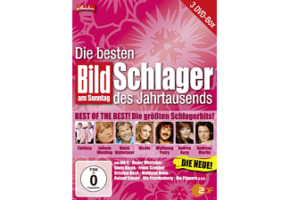 VARIOUS - Schlager Des Jahrtausends - Best Of The Best - (DVD)