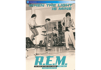 R.E.M. - When The Light Is Mine - (DVD)