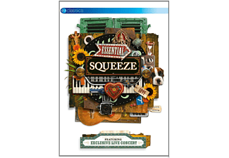 Squeeze - Essential Squeeze [DVD]