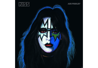 Kiss - Ace Frehley (German Version) - (CD)