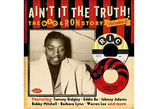 VARIOUS - Ain't It The Truth! The Ric & Ron Story Vol.2 [CD]