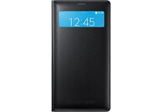 SAMSUNG Note 4 S View Cover Zwart