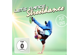 VARIOUS - Let's Dance - Streetdance (2cd & Dvd) - (CD + DVD Video)