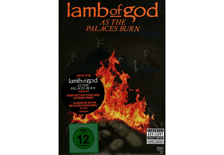 Lamb Of God - As The Palaces Burn - (DVD)
