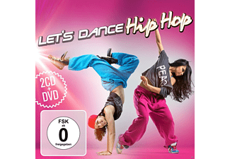 VARIOUS - Let's Dance - Hip Hop (2cd & Dvd) [CD + DVD Video]