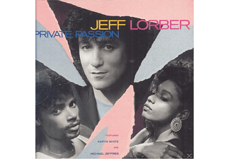 Jeff Lorber - Private Passion - (CD)