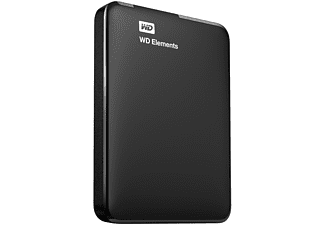 WD Elements Portable 1 TB Zwart