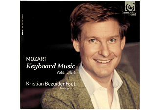 Kristian Bezuidenhout - Keyboard Music - Vols. 5 & 6 [CD]