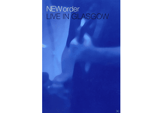 New Order - Live In Glasgow - (DVD)