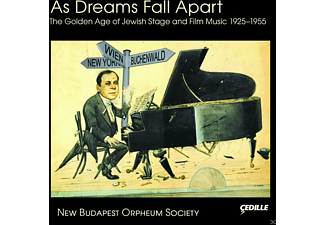 New Budapest Orpheum Siciety - As Dreams Fall Apart - (CD)