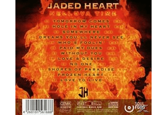 Jaded Heart - Helluva Time (Re-Release) [CD]