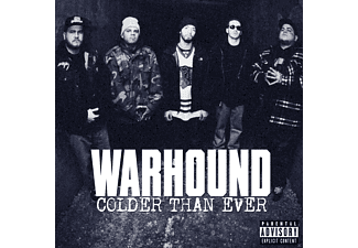 Warhound - Colder Than Ever - (CD)