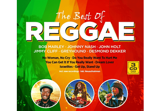 VARIOUS - The Best Of Reggae - (CD)