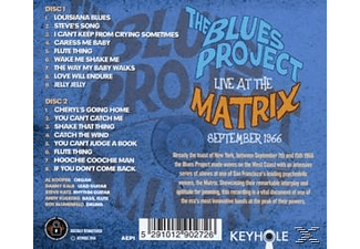 The Blues Project - Live At The Matrix September 1966 [CD]