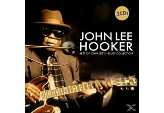 John Lee Hooker - Best Of John Lee's - Blues Collection [CD]