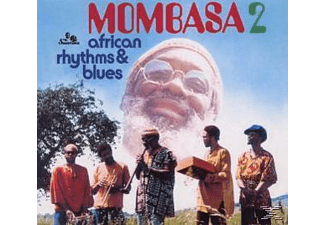 Mombasa - African Rhythms And Blues 2 [CD]