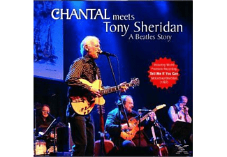Tony Sheridan - Chantal Meets Tony Sheridan Live - (CD)