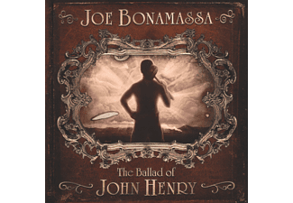 Joe Bonamassa - The Ballad Of John Henry - (Vinyl)