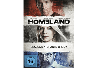 Homeland - Staffel 1-3 (Limited Edition) - (DVD)