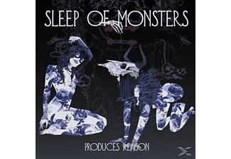 Sleep Of Monsters - Produces Reason - (CD)