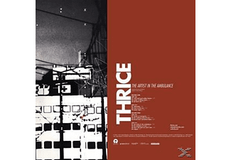 Thrice - The Artist In The Ambulance - (Vinyl)