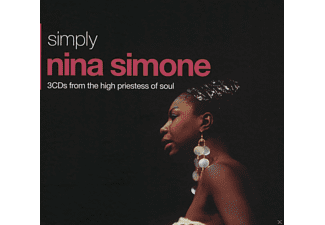 Nina Simone - Simply Nina Simone - 3cds From The High Priestess Of Soul [CD]