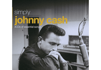 Johnny Cash - Simply Johnny Cash - 3cds Of Essential Songs - (CD)