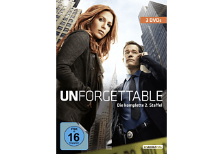 Unforgettable - Staffel 2 [DVD]