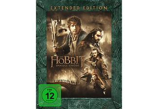 Der Hobbit: Smaugs Einöde (Extended Edition) [Blu-ray]