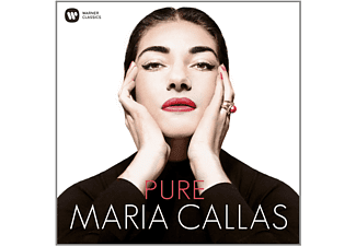 Maria Callas - Pure Callas - (CD)