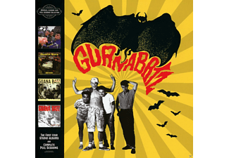 Guana Batz - Guana Batz: Original Albums And Peel Sessions Collection - (CD)