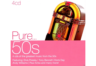 VARIOUS - Pure...'50s - (CD)