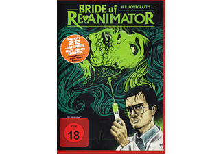 BRIDE OF RE-ANIMATOR - (DVD)