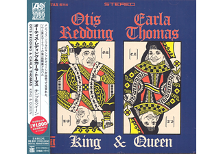 Otis Redding, Carla Thomas - King & Queen - (CD)