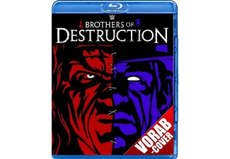 Brothers of Destruction - Greatest Matches - (Blu-ray)