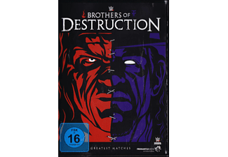Brothers of Destruction - Greatest Matches [DVD]