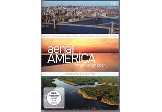 Aerial America - Amerika von Oben: Eastcoast Collection [DVD]