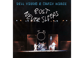 Neil Young & Crazy Horse Young - Rust Never Sleeps - (CD)