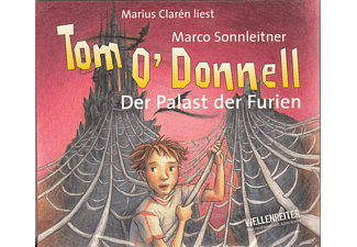 Tom O´Donnell 02: Der Palast der Furien - (CD)