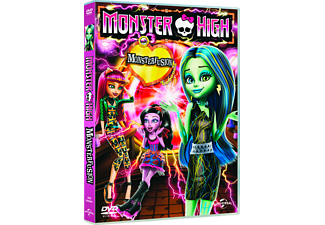 Monster High: Freaky Fusion Barn DVD