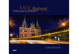 Mhl Bigband, Bernd Ruf - Timeless Changes - (CD)