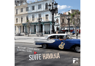 Eduardo Martin, Ensemble Global, Abt Walter - Suite Havana - (CD)
