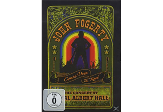 John Fogerty - Comin' Down The Road - (DVD)
